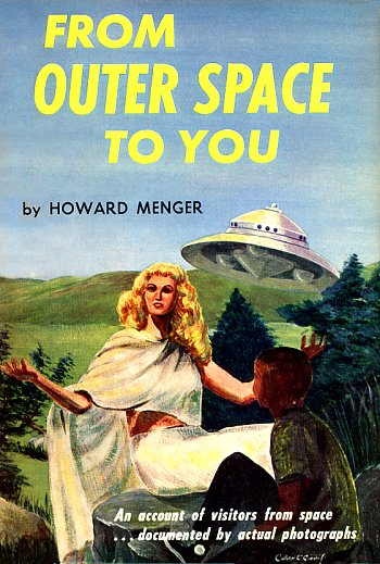 Ufopop flying saucers in popular culture books for From outer space